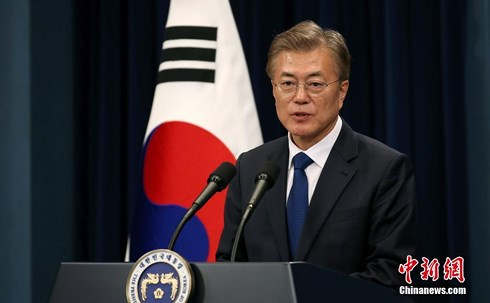 ty le ung ho tong thong han quoc moon jae in sut giam hinh 1