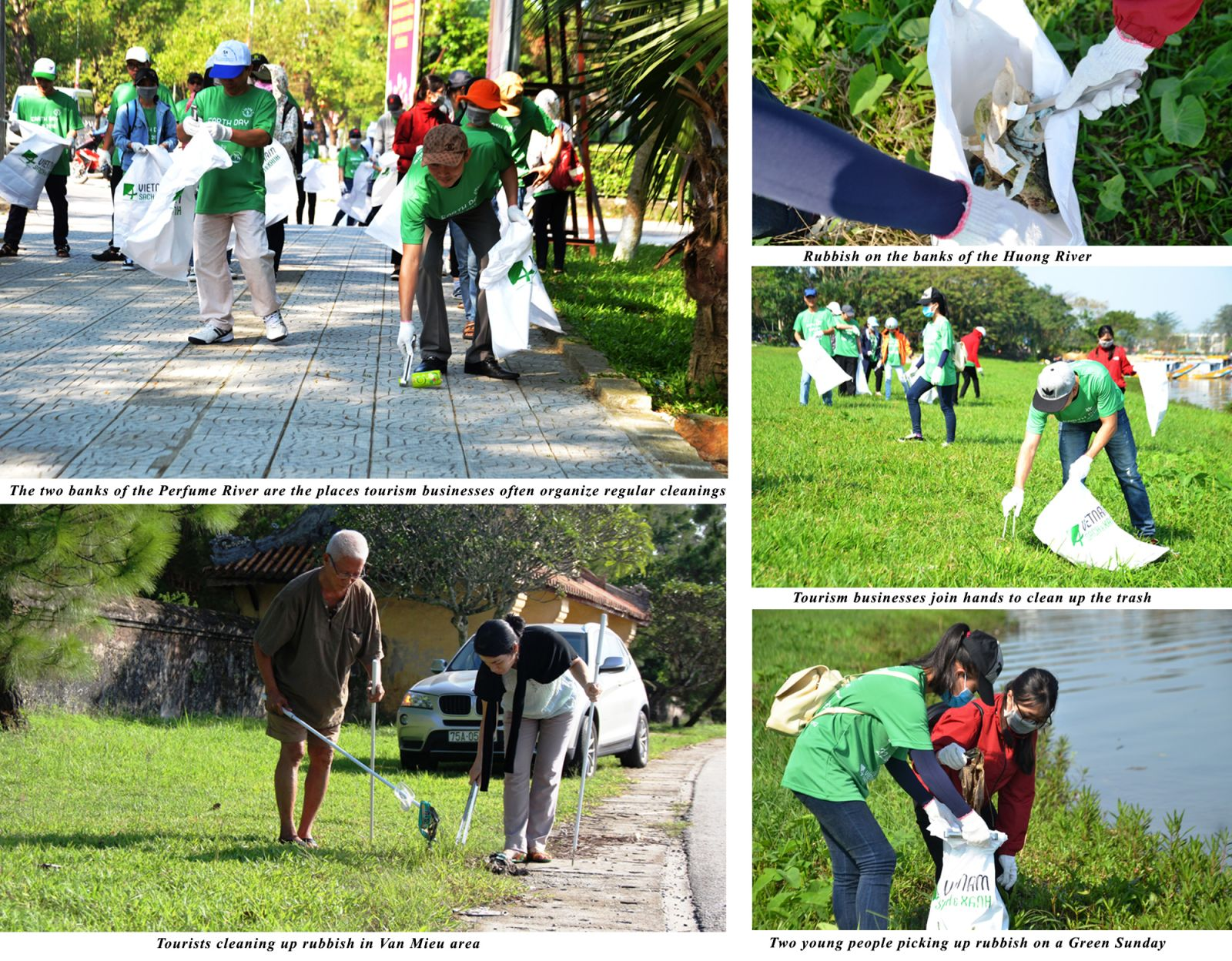 "Green roads, ""green"" hearts - Part 2: Spreading the green, clean and bright movement"