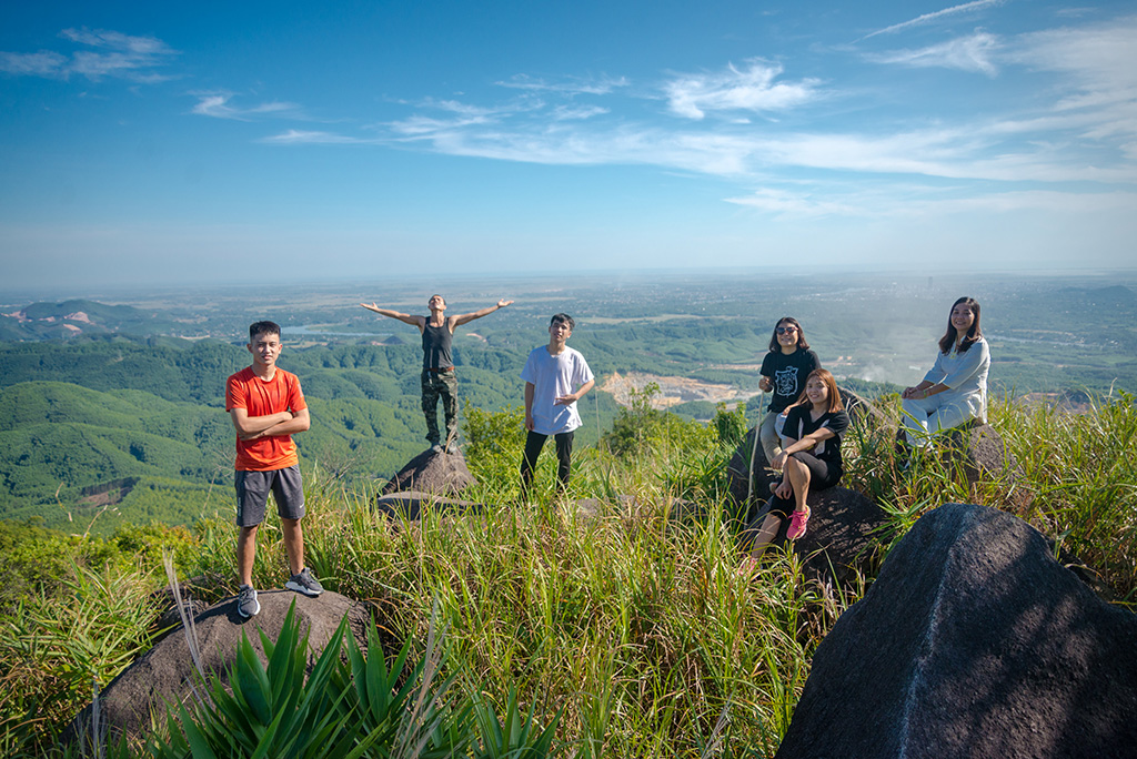 Check-in Mount Kim Phung