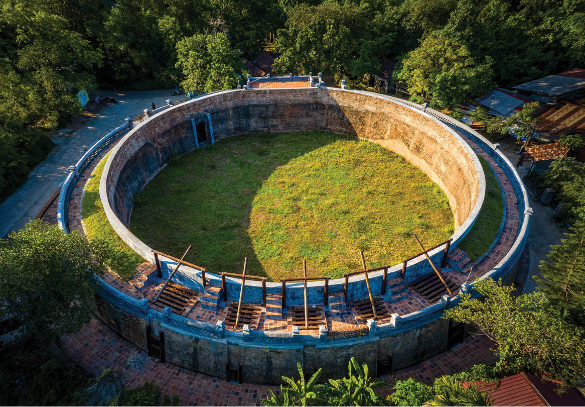 Ho Quyen – an arena which is one of a kind of Hue