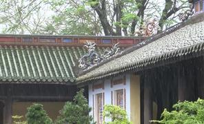 Visiting Hue in rainy season - a different experience