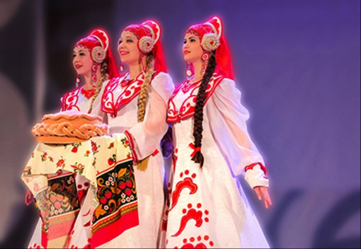 """Russian folk art collective """"Siberian Patterns"""" to perform in Hue Festival 2018"""