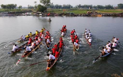 """""""Song nuoc Tam Giang"""" Festival launched"""