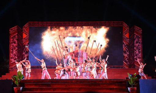 A thousand shining years of Vietnamese culture