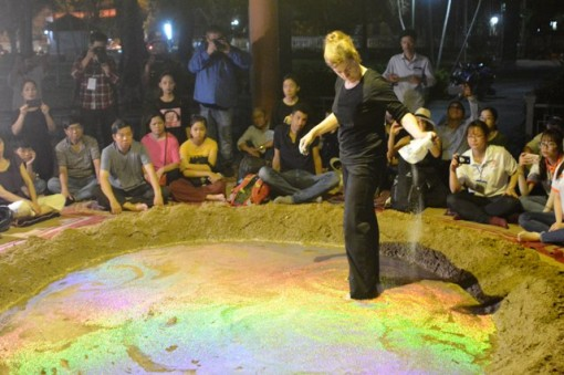 """""""Crater No. 6899"""" performed at Hue Festival 2018"""
