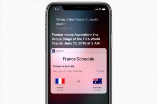 Apple sẵn sàng cho World Cup 2018