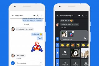 Android Messages chứa tính năng chống spam