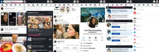 Facebook cho Android thử nghiệm chế độ Dark Mode