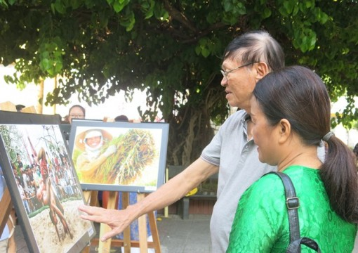60 photos of Thua Thien Hue hometown on display