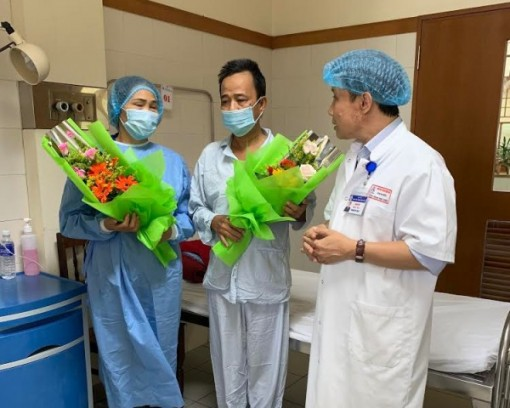 Successfully operating the first liver transplantation in Central - Central Highland region