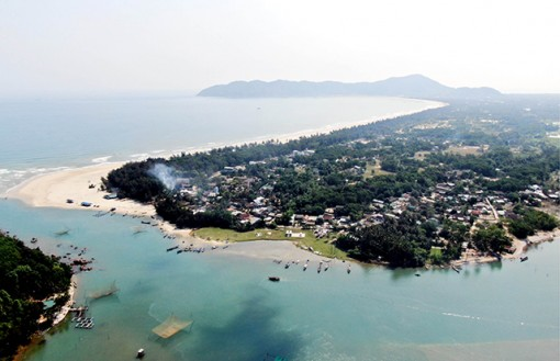 Aiming for Central Vietnam's top address