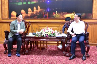 Saemaul Globalization Foundation (South Korea) sponsors the construction of new Saemaul village in Huong Long, Hue city