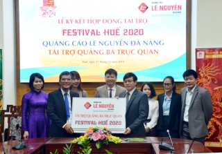 Hue Festival 2020 to be visually promoted in 13 provinces and cities
