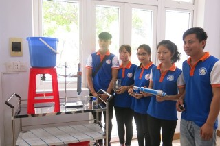 Hue Industrial College to carry out pilot implementation of online training to prevent coronavirus outbreak