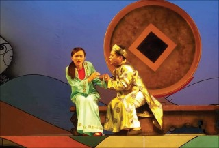 Retaining passion for the traditional theater