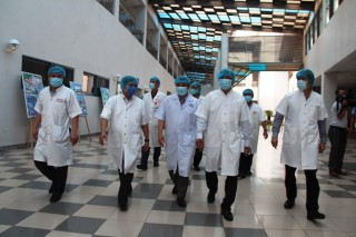 New COVID-19 testing facility will be established for Thua Thien Hue