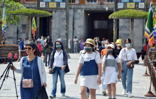 Hue is ready to welcome domestic tourists back