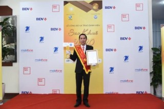 """IOC's """"Scene reflection solution"""" was honored at Sao Khue Awards 2020"""