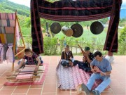 A Luoi district turns the highland fair into a unique tourism product