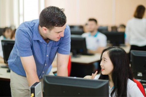 Hue University offers courses in foreign languages from 2020 onwards