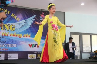 65 candidates participate in casting session for the semifinal round of Vietnam Angel Competition 2020
