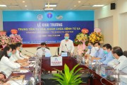 Hue Central Hospital opens the Center of Remote Consultation and Medical Treatment