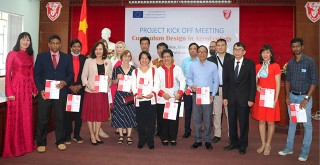 Hue University becoming a spotlight on the network of Erasmus+
