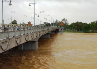 River floods forecasted to occur on 18th – 19th October