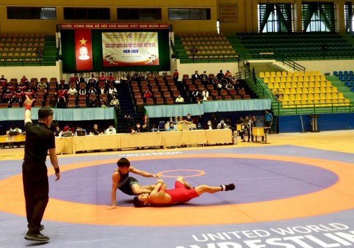 Starting the National Cup of Classic and Freestyle Wrestling 2020