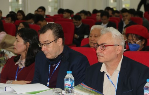 Six units jointly organize a conference on French - Vietnamese education