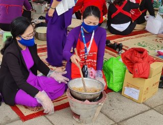 """The program of """"Hue Tet"""" in Lunar New Year of the Buffalo – 2021 opened"""