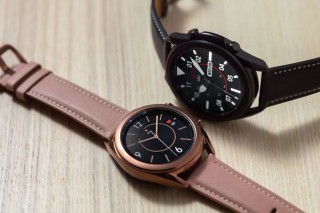 Samsung đang sản xuất smartwatch Android Wear