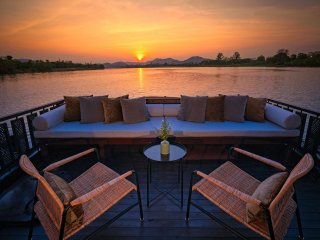 Newly launched cruise service on the Huong River by Azerai La Residence Hue