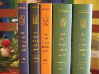 Hue Cultural Chorography: A gift for present and future generations