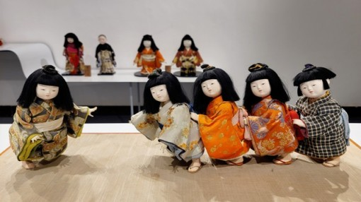 """Exhibition on """"Traditional Japanese Dolls"""""""