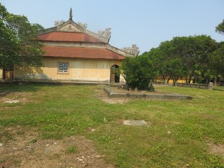 Thai Mieu to be repaired and restored
