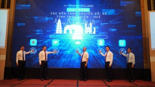 Hue must transform into the model of digital transformation and the destination of major tech events
