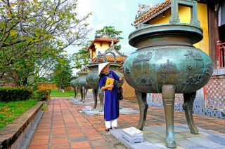 Completing the dossier on the Nine Dynastic Urns to be recognized as World Documentary Heritage