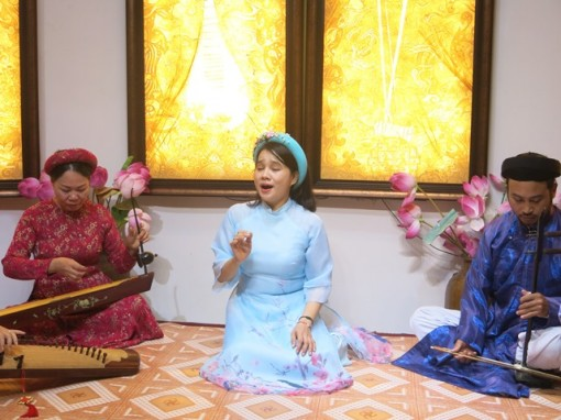 Turning Hue Singing into a special cultural tourism product
