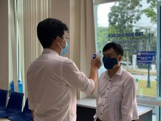 Hue City calls for human resources to participate in COVID-19 pandemic prevention and control