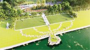 Building a public space - creating a highlight on the banks of the Huong River